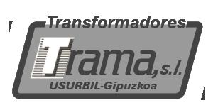 TRANSFORMADORES TRAMA